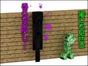【Minecraft】お風呂の裏側