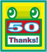 ☆コミュ50人Thanks!☆