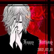 Happy Birthday!~流鬼さん~