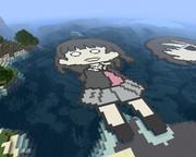 デフォルメ綾辻さん@Minecraft