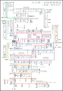 石川の過去鉄道路線図【簡易版】