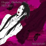 Happy Birthday!~明希さん~