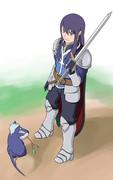 騎士団ユーリ