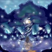 聖なる泉とおやじ