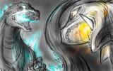 破壊神VS守護神