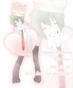 誕生日おめでとうら