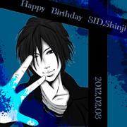 Happy Birthday!~Shinjiさん~