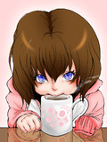 Cup Girl♡