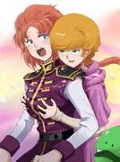 ミネバ&マリーダ