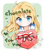 ヴァレンタイン・チョコレート