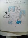 ロシア語の教科書に書いた落書きが違和感なさすぎる件