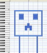 Dominoで『匠(クリーパー)』描いてみた