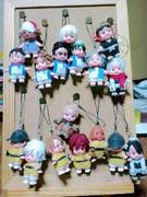 キューピー人形達