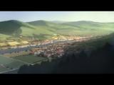 ローマ水道のある街