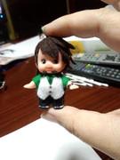 虎徹キューピー人形