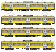 迷列車:西武鉄道編で使用した旧101系
