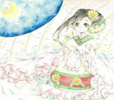 福寿草のお姫様。