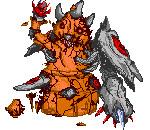 【RPG用ドット絵】ハニワはまだ2回の変身を残しt