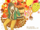 りもくん誕生日!