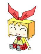 【祝・安中さん完全登場】箱安中さんを描いてみました!