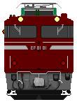 EF8181号機