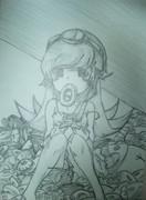 化物語~忍野忍です!【描いてみた】