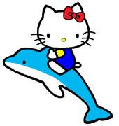 キティ ~イルカさんといっしょ♪~