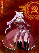 綿月依姫様式典正装御尊影
