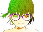 二重人格&眼鏡
