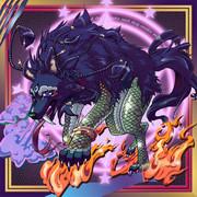 【オリジナル】 黒犬キメラ 【モンスター】