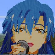 【Minecraft】アニマス千早ちゃん【アイドルマスター】