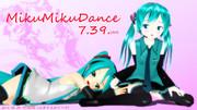 MikuMikuDance 7.39.