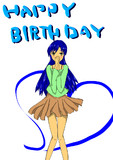 ちーちゃん*☆*Happy Birthday*☆*