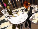 MMDオリキャラ紳士のお茶会
