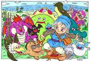 【3DS一周年記念】不思議の国のテリー?