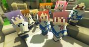 【Minecraft】littleMaidMobでWORKING!!&咲-Saki-