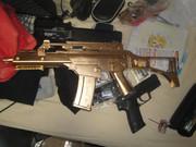 CoD MW3 金武器かけてみた・・・