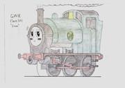 "GWR Class1361 ""Irene"""