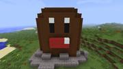 Minecraftでディグダ