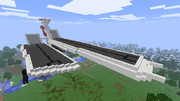 【Minecraft】ネェル・アーガマ(自宅)途中経過【その1】