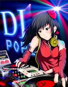 ポッパー君と美少女DJ