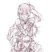 MIX(描き始め)