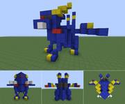 【わんわんお】Minecraftで作ってみた【バクゥ】