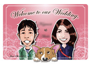 Welcome to our Wedding June 18th 2010