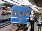 去り行く列車(日本海)②改訂版