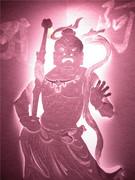 東大寺の金剛力士像(阿形)