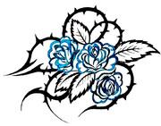 ニコ生にて 薔薇練習