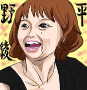 なんとなく平野綾を描いてみた
