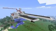 【Minecraft】ネェル・アーガマ(自宅)途中経過【その2】