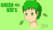 GREEN KID'S